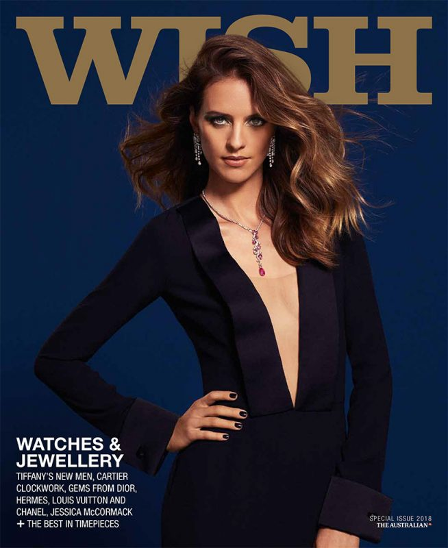 Watch and Jewellery Special Wish Magazine The Australian