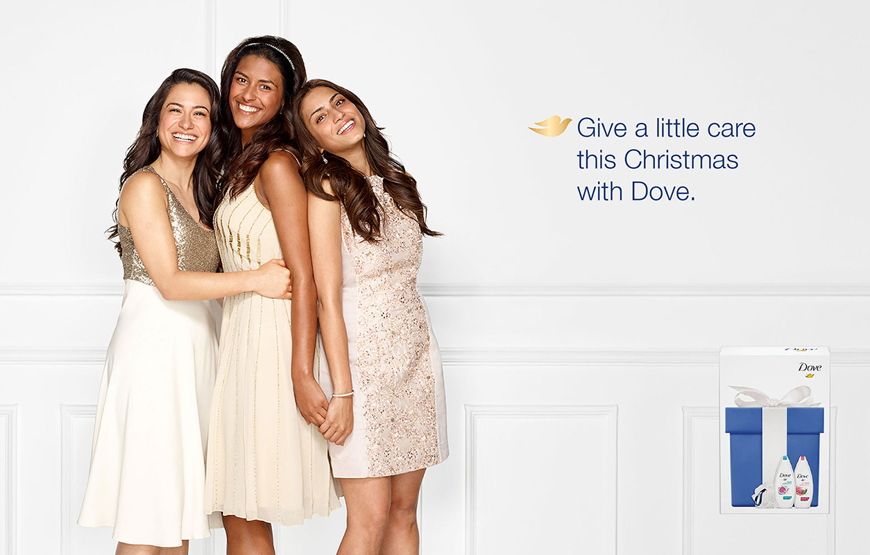 Dove Christmas Gifting Campaign