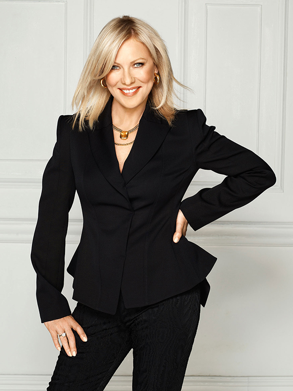 Kerri-Anne Kennerley The Australian Womens Weekly