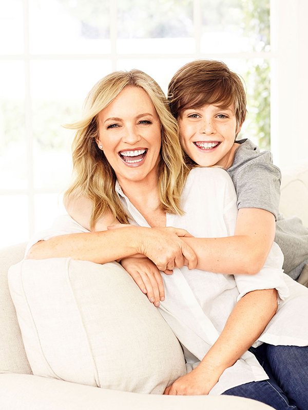 Rebecca Gibney The Australian Womens Weekly