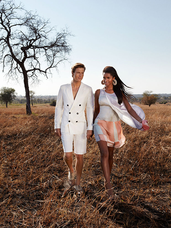 Wish Magazine The Australian On Safari