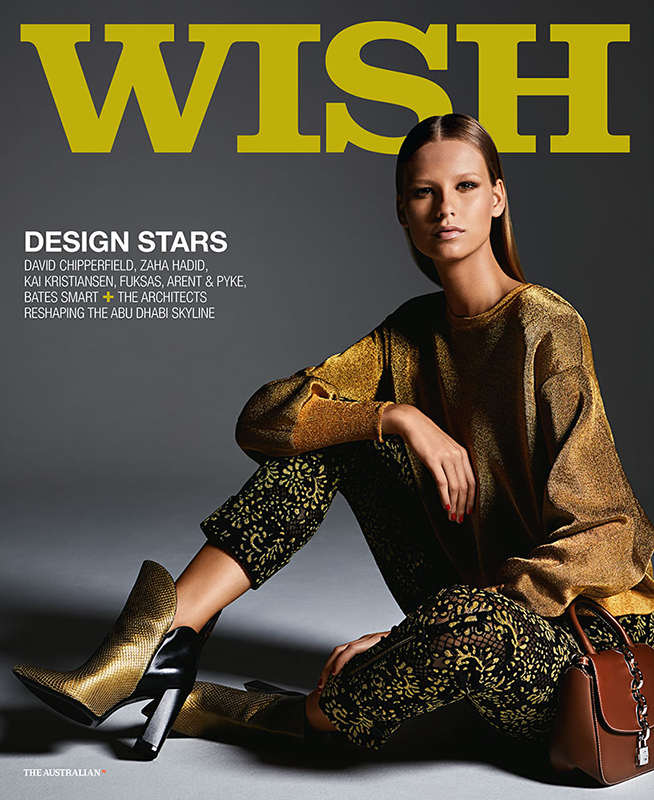 Wish Magazine The Australian Shiny and New