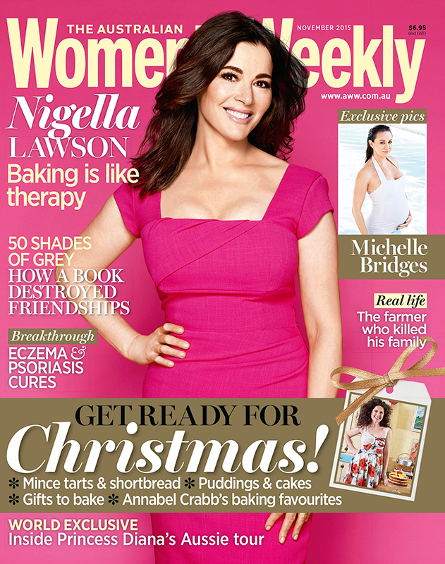 Nigella Lawson The Australian Womens Weekly