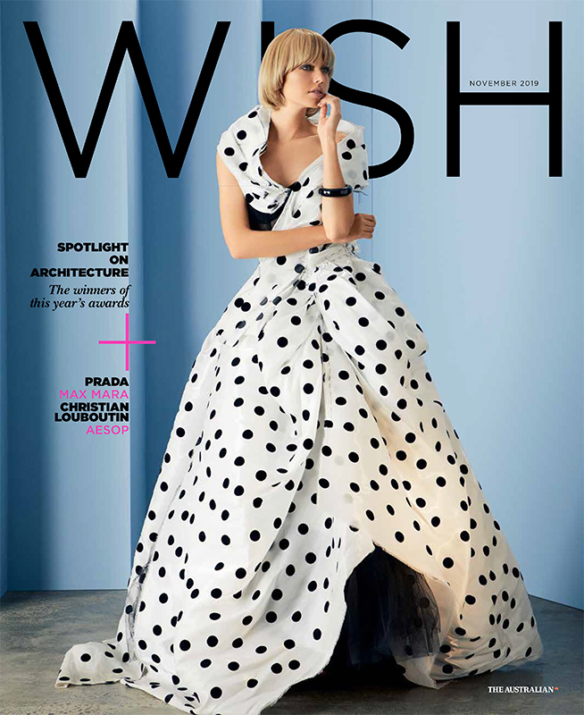 Wish Magazine The Australian The Dark Side